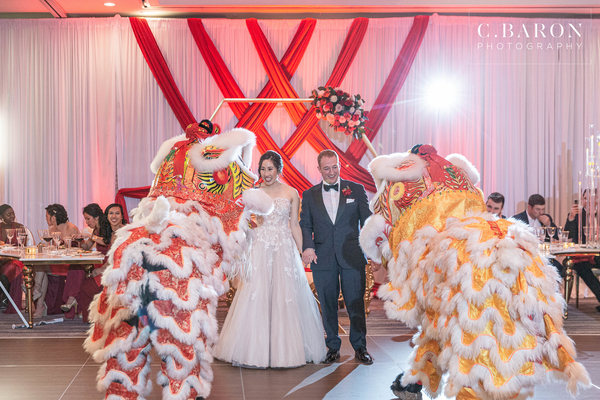 Christina & Hunter - February 2020 Wedding - Houston, TX - Westin Medical Center